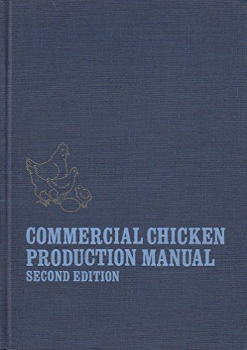 9780870552595: Commercial Chicken Production Manual
