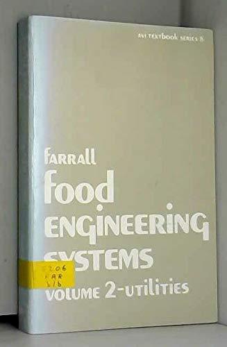 9780870552830: 002: Food Engineering System: Utilities