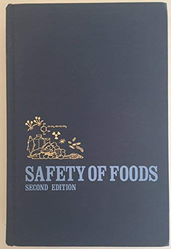 9780870553370: Safety of Foods
