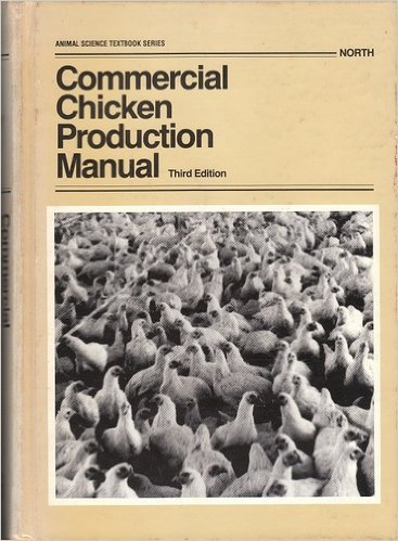 9780870554469: Commercial Chicken Production Manual