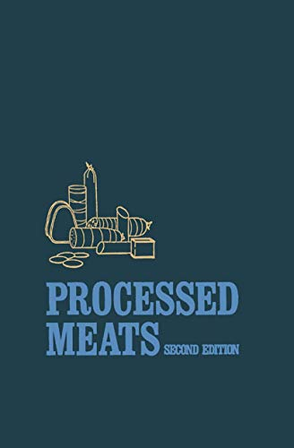 9780870554612: Processed Meats