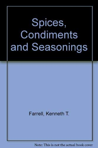 9780870554643: Spices, Condiments, and Seasonings