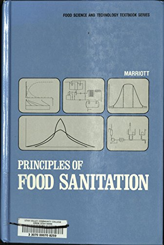 9780870554858: Principles of Food Sanitation (Food science and technology textbook series)