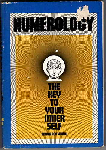 9780870562853: Numerology, the Key to Your Inner Self