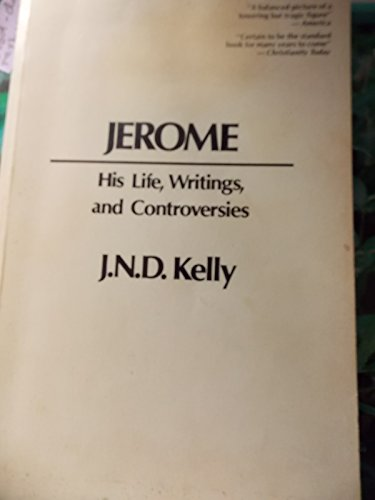 9780870610615: Jerome : His Life, Writings and Controversies