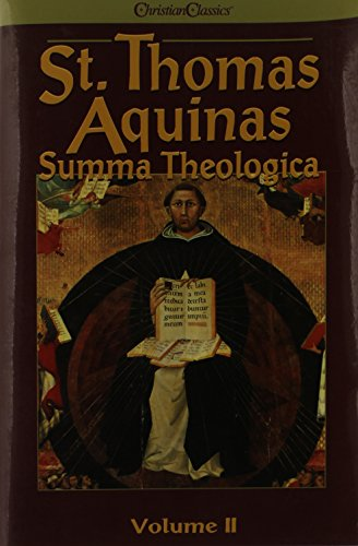 the aristotelian principles in the summa theologiae by thomas aquinas Saint thomas aquinas can certainly be considered among the progressive christians of his era, and is admired for the manner in which he attempted to synthesize the philosophy and ideas of aristotle with the principles of christianity.