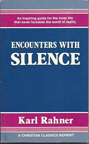 9780870610974: Encounters With Silence
