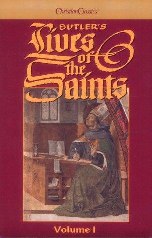 9780870611377: Butler's Lives of the Saints (4 Volume Set)
