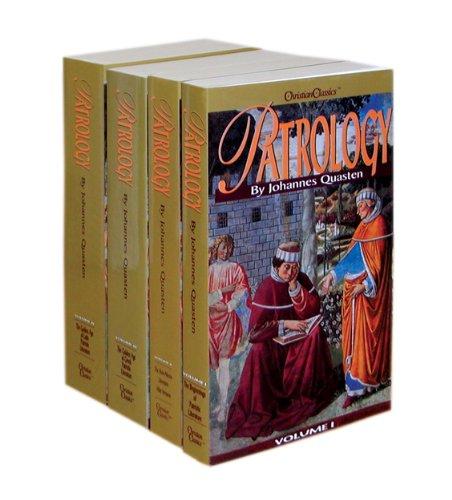 9780870611414: Patrology (4 Volume Set)