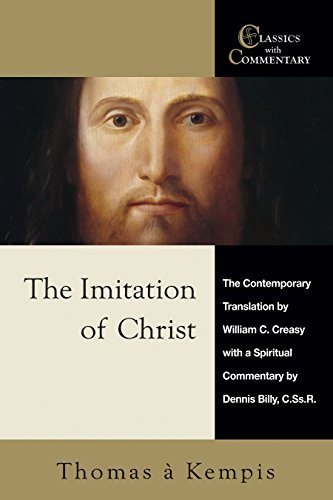 9780870612343: The Imitation of Christ: A Spiritual Commentary and Reader's Guide