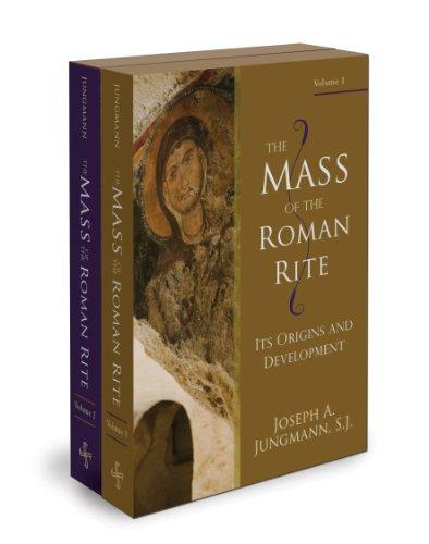 9780870612749: The Mass of the Roman Rite: Its Origins and Development