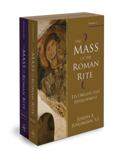 9780870612749: The Mass of the Roman Rite: Its Origins and Development