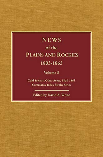9780870623110: Plains and Rockies, 1800–1865: A selection of 120 proposed additions to the Wagner-Camp and Becker bibliography of travel and adventure in the American West