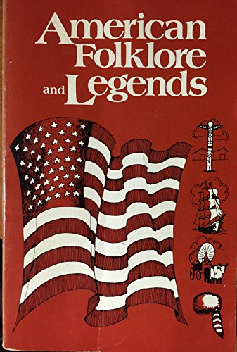 9780870651045: American Folklore and Legends
