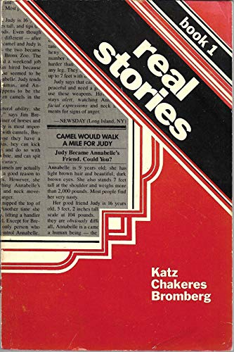 9780870653315: Real Stories/Book 1