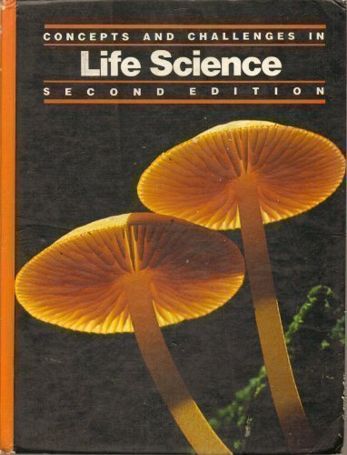 9780870654589: Concepts and Challenges in Life Science 2nd Edition