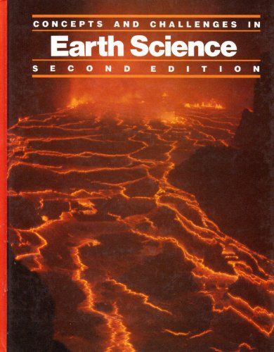 9780870654626: Concepts and Challenges in Earth Science