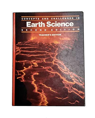 9780870654633: Concepts and Challenges in Earth Science Second Edition Teacher's Edition