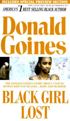9780870670428: Black Girl Lost