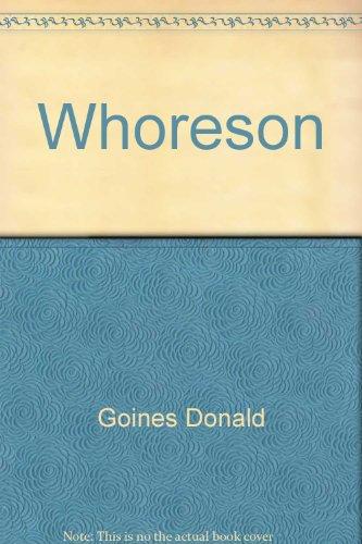 9780870670466: Whoreson