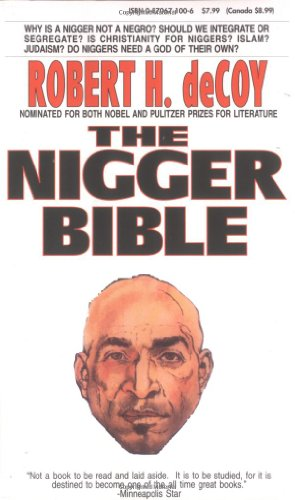 9780870671005: The Nigger Bible