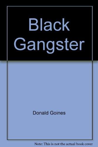 9780870671920: Black Gangster