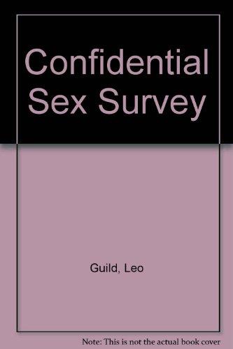 9780870673047: Confidential Sex Survey