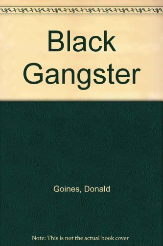 9780870674228: Black Gangster