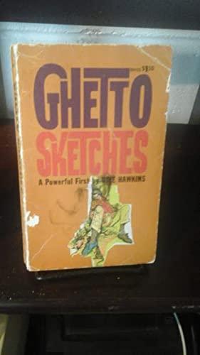 9780870674259: Ghetto Sketches