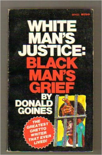 9780870674310: White Man's Justice: Black Man's Grief