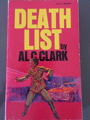 Death List: Clark, Al C.