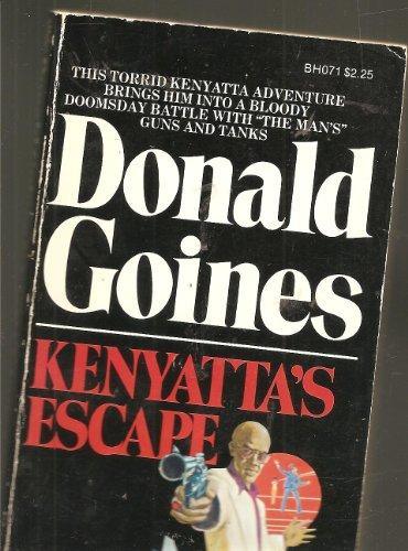 9780870674600: Kenyatta's Escape