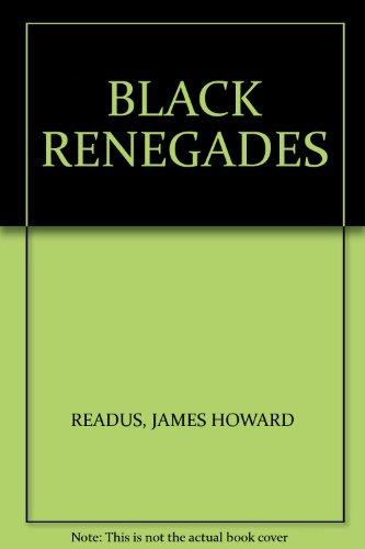 Black Renegades: Readus, James Howard