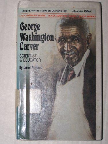 9780870675836: George Washington Carver (Melrose Square Black American)
