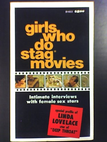 9780870676031: Girls Who Do Stag Movies