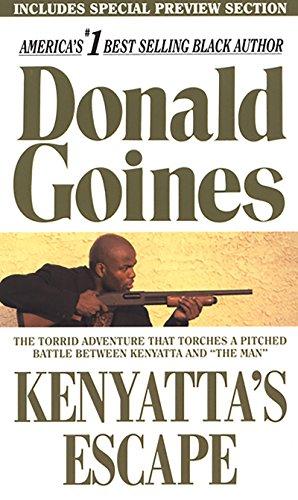 Kenyatta's Escape: Donald Goines
