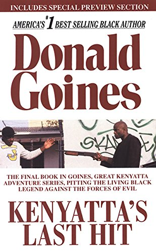 9780870679445: Kenyatta's Last Hit