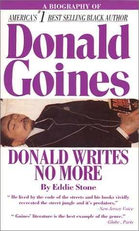 9780870679490: Donald Writes No More