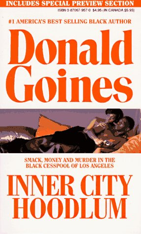 9780870679575: Inner City Hoodlum (Holloway House Originals)
