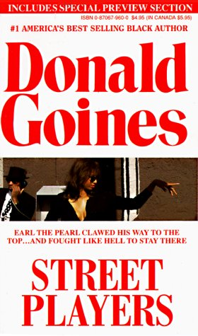 Street Players (9780870679605) by Donald Goines