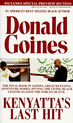 9780870679650: Kenyatta's Last Hit