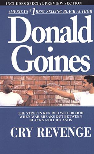 Cry Revenge: Goines, Donald