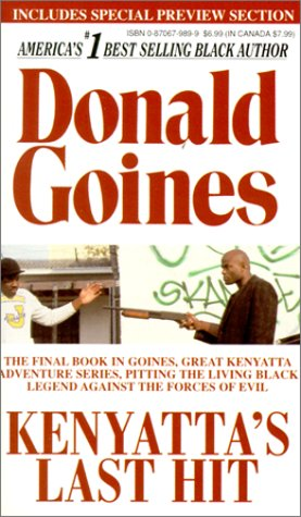Kenyatta's Last Hit: Donald Goines