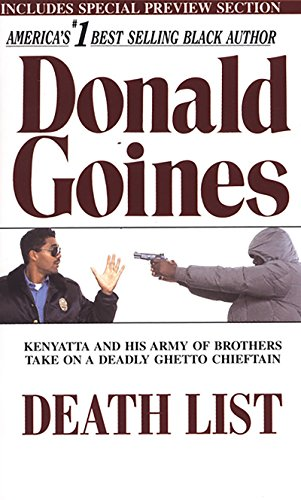 Death List: Donald Goines