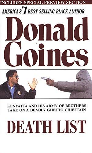 9780870679902: Death List (Kenyatta)