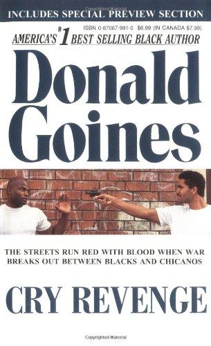 Cry Revenge (Holloway House Originals): Goines, Donald