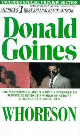 Whoreson: Donald Goines