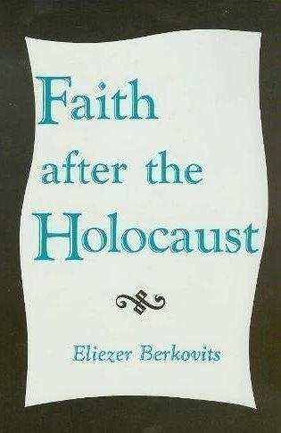 9780870681936: Faith after the Holocaust