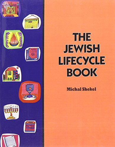 9780870682605: The Jewish Lifecycle Book (The Library of Biblical studies)