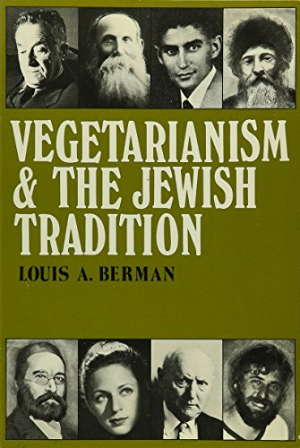 2 books -- Vegetarianism and the Jewish Tradition + JUDAISM AND VEGETARIANISM